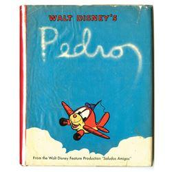 Walt Disney's Pedro  Book.
