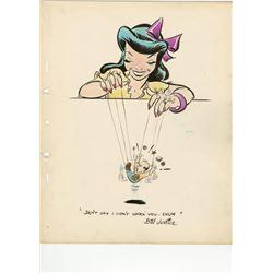 MIlt Banta Original Animators' Wedding Gifts.