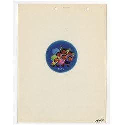 Disney Studio Christmas Card for 1944.