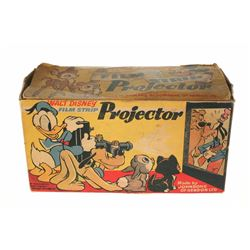 Walt Disney Film Strip Projector.