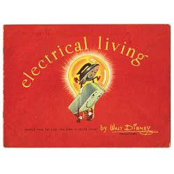 """Electrical Living"" Educational Book."
