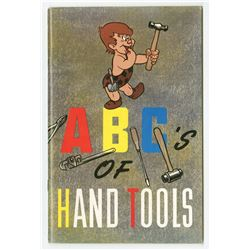 """ABC's of Hand Tools"" Softcover by General Motors."