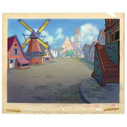 "Original Production Background from ""In Dutch""."
