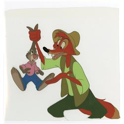 "Original Production Cel from ""Song of the South""."
