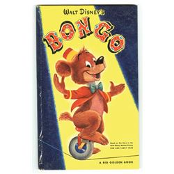 """Walt Disney's Bongo"" Big Golden Book."