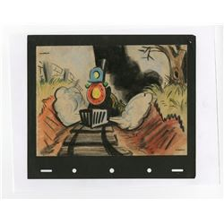 "Collection of (27) Bill Peet Storyboards from ""So Dear To My Heart""."
