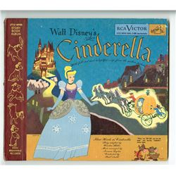 "Story and Music from ""Cinderella""."