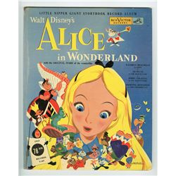 "Story and Music from ""Alice in Wonderland""."