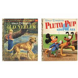 Collection of (30)  Little Golden Books.