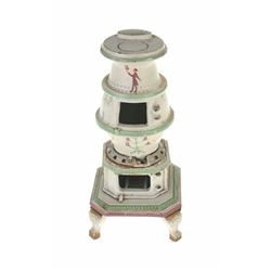 Walt Disney Personally Made Miniature Pot Belly Stove.