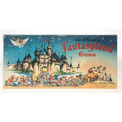 Fantasyland Board Game.