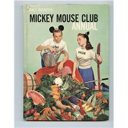 Mickey Mouse Club Annual.