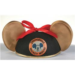 "Annette Funicello's ""Bronzed"" Mouseketeer Ears."