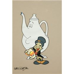 Ward Kimball Signed Original Production Cel.