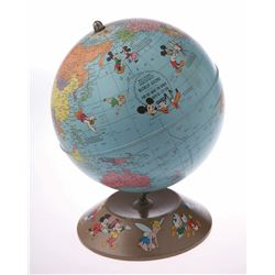 Disney World Globe.