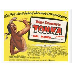 """Tonka"" Lobby Card Set."
