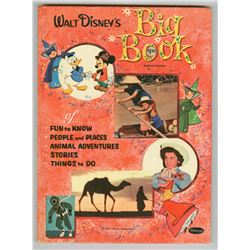 Walt Disney's Big Book of Fun to Know People and Places.