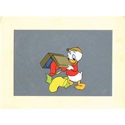 Original Production Cel of Donald's Nephew.