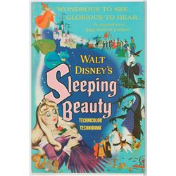 """Sleeping Beauty"" Exhibitor's Campaign Book."