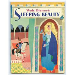 """Sleeping Beauty"" Big Golden Book."