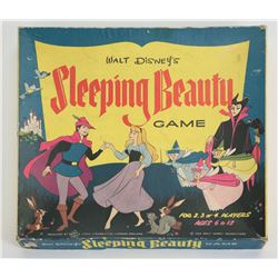 Sleeping Beauty Board Game.