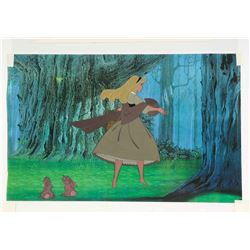 "Original Production Cel from ""Sleeping Beauty""."