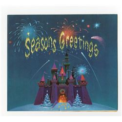 Disney Studio Christmas Card for 1959.