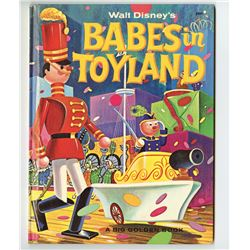 """Babes in Toyland"" Big Golden Book."