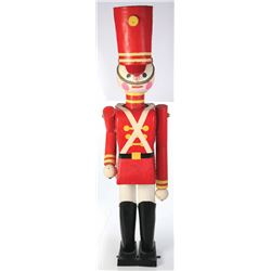 """""""Babes In Toyland"""" Prop Soldier."""