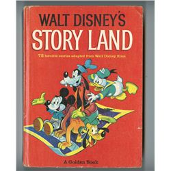 """Walt Disney's Story Land""."