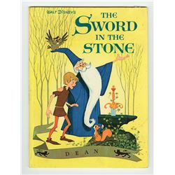 The Sword in the Stone Hardcover Book.