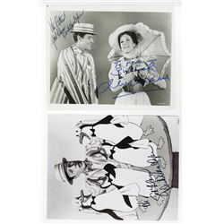 "Signed ""Mary Poppins"" Publicity Photo."