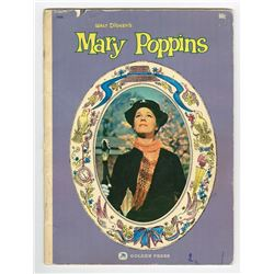 "Signed  ""Mary Poppins"" Book."