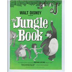 """The Jungle Book"" Press Kit."