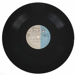 "Original (3) Master Acetates with Terry Gilkyson Songs for ""The Jungle Book""."