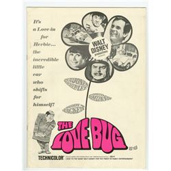 The Love Bug  Campaign Book.