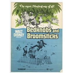 """Bedknobs and Broomsticks"" Campaign Book."