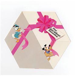 Disney Studio Christmas Card for 1971.