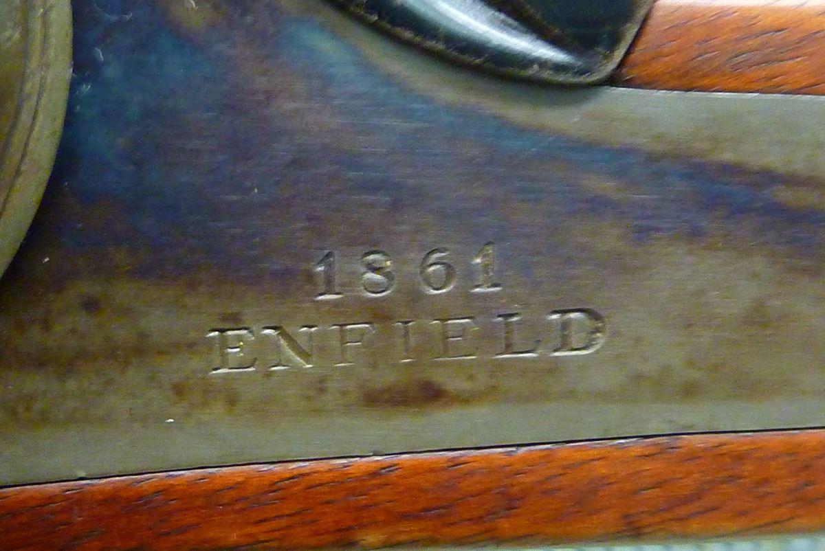PARKER HALE , MODEL: ENFIELD 1861 CARBINE REPRODUCTION , CALIBER:  577