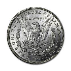 1882-O $1 Morgan Silver Dollar AU