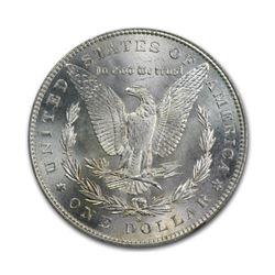 1898-S $1 Morgan Silver Dollar VG
