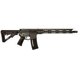 "Diamondback DB15ETG DB15 223 Keymod Semi-Automatic 223 Remington/5.56 NATO 16"" 30+1 Magpul CTR Gray"