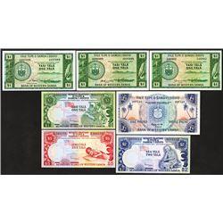 Bank of Western Samoa. 1963- Issues.