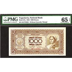 National Bank. 1946 Issue.
