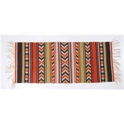 Vintage Native/ Central American rug