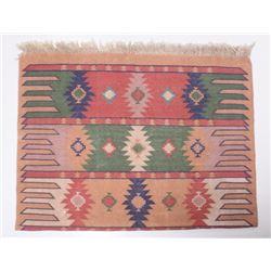 Vintage Native / Central American rug.