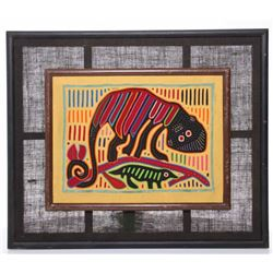 """Mid Century """"Monkey Playing with Lizard"""", a brilliant c"""
