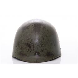 U.S. ARMY helmet  SIZE: see attached ruler photo.  Phot