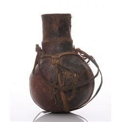 19th Century African water jug.  SIZE: see attached rul