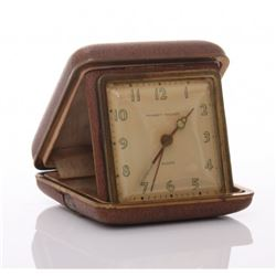 Phinney Walker traveler clock  SIZE: see attached ruler